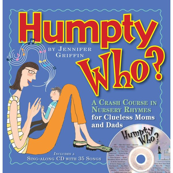 Humpty Who?, Griffin (CD)
