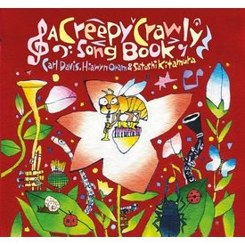 A Creepy Crawly Song Book, Davis/Oram/Kitamura (CD)