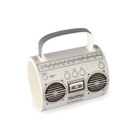 Boombox Retro Mug
