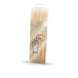 Rhythm & Booze Cocktail Stirrers