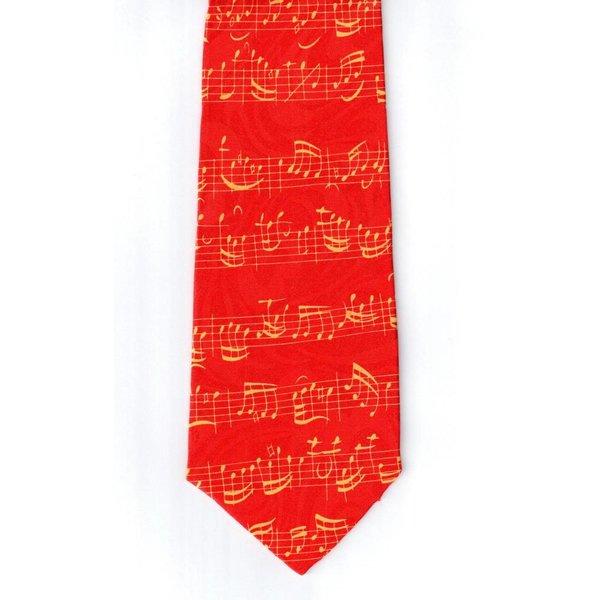Red Score Tie