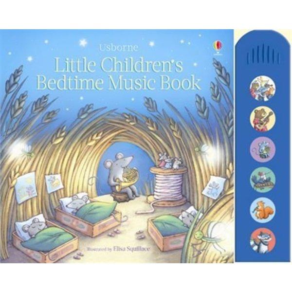 Little Children's Bedtime Music Book, Watt/Squillace (SB)