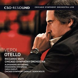 CD Verdi: Otello, Muti/CSO&C