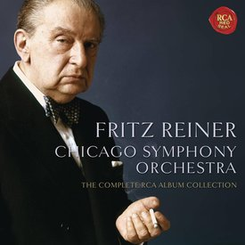 CD Fritz Reiner: The Complete Chicago Symphony Recordings on RCA