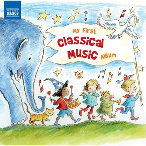 CD My First Classical Music Album