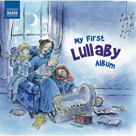 CD My First Lullaby Album