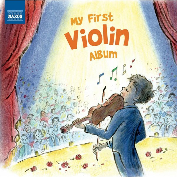 CD My First Violin Album