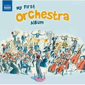 CD My First Orchestra Album