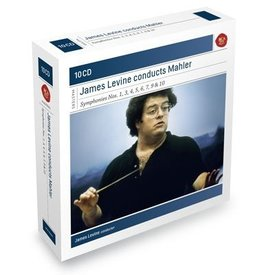 CD James Levine Conducts Mahler, Levine/LSO/CSO/Philadelphia