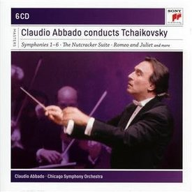 CD Claudio Abbado Conducts Tchaikovsky, Abbado/CSO