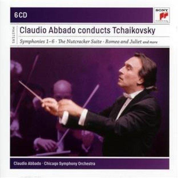 CD Claudio Abbado Conducts Tchaikovsky, Abbado/CSO