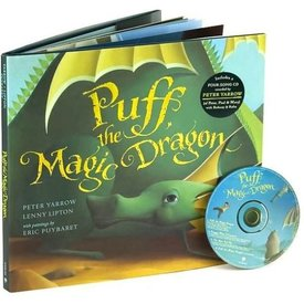 Puff, the Magic Dragon, Yarrow/Lipton/Puybaret (CD)