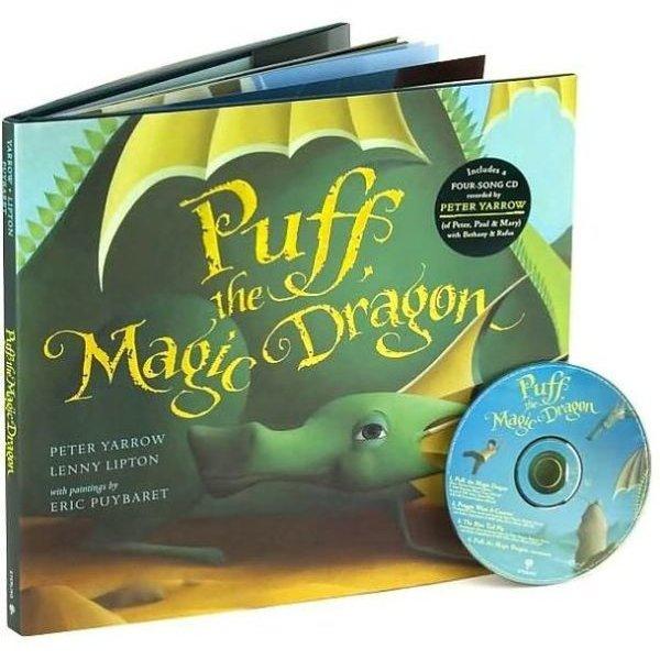 Puff, the Magic Dragon, Yarrow/Lipton/Puybaret (CD)