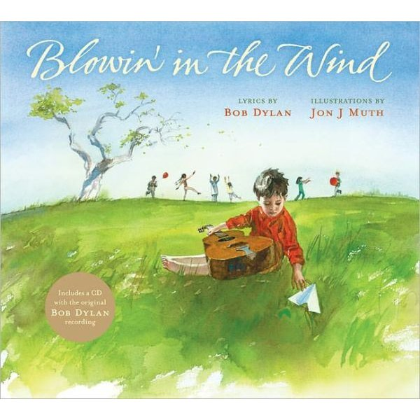 Blowin' in the Wind, Dylan/Muth (CD)