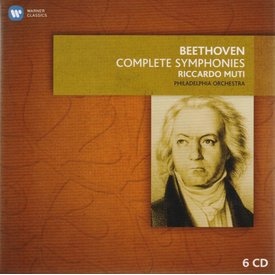 CD Beethoven: Complete Symphonies, Muti/Philadelphia