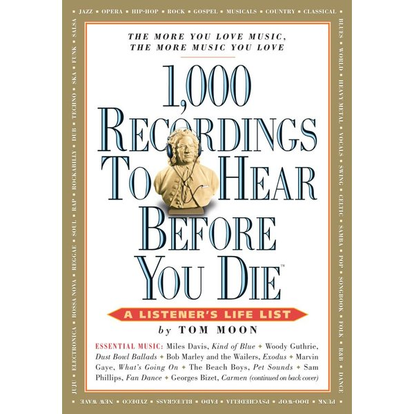 1000 Recordings to Hear Before You Die, Moon