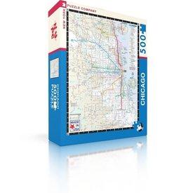 Puzzle - CTA Transit