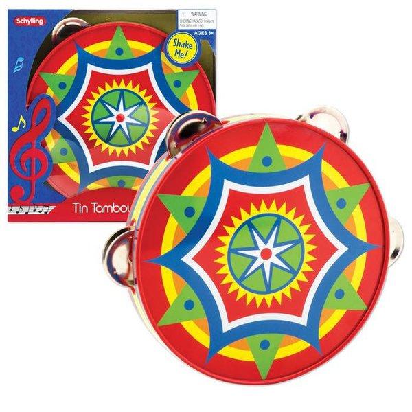 Tin Tambourine