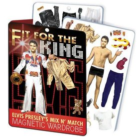 Elvis Magnetic Dress Up