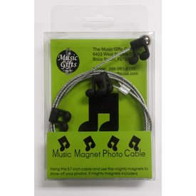 Music Magnet Photo Cable