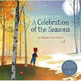 Celebration of Seasons: Good Night Songs, Brown (CD)