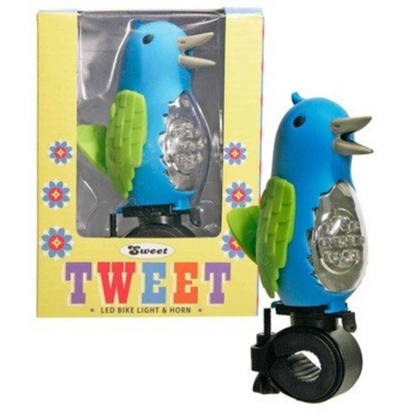 Sweet Tweet Bicycle Light