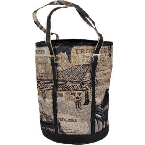 Piano Tapestry Handbag