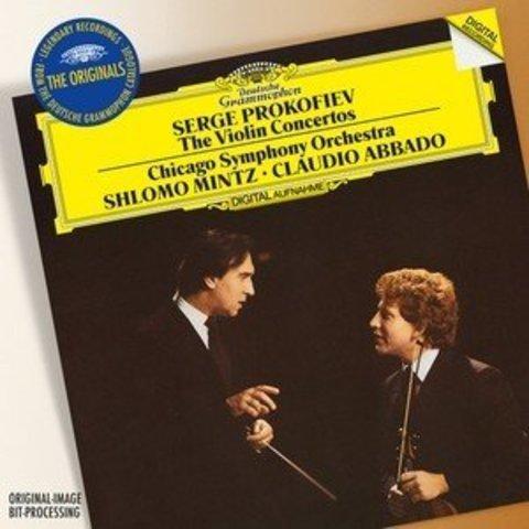 CD Prokofiev: VC 1 & 2, Abbado/Mintz/CSO