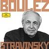 CD Pierre Boulez Conducts Stravinsky, Boulez/CSO/Cleveland/BP/EI
