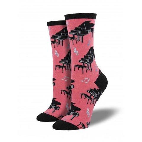 Socks - Women's Baby Grand Dusty Pink