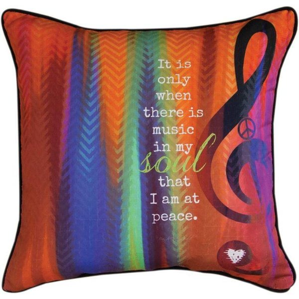 Pillow Music In My Soul