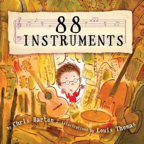 88 Instruments, Barton/Thomas