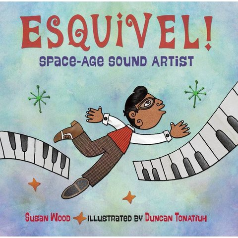Esquivel! Space-Age Sound Artist, Wood/Tonatiuh