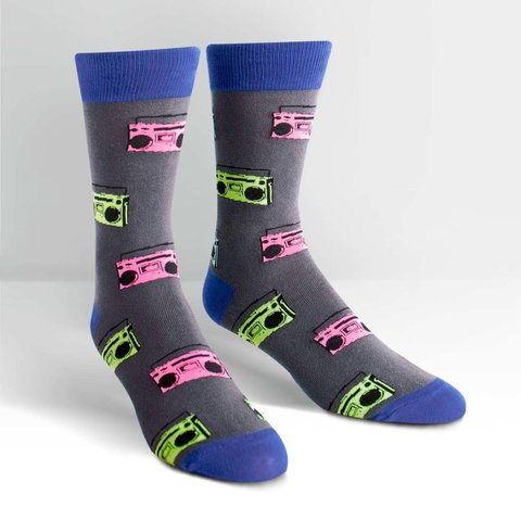Socks - Men's Pump It Up