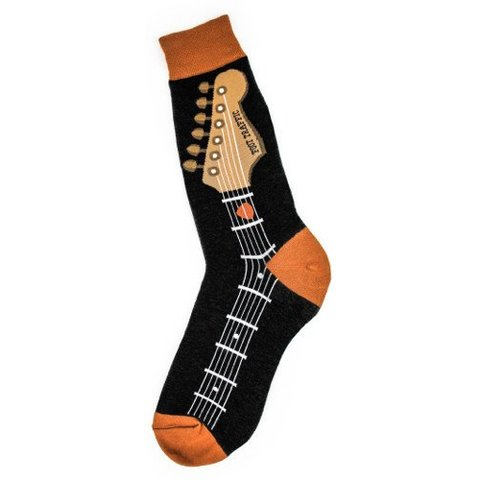 Socks - Men's Guitar Neck