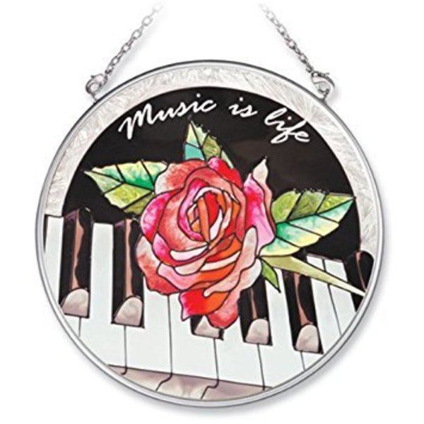 Music is Life Suncatcher, Medium
