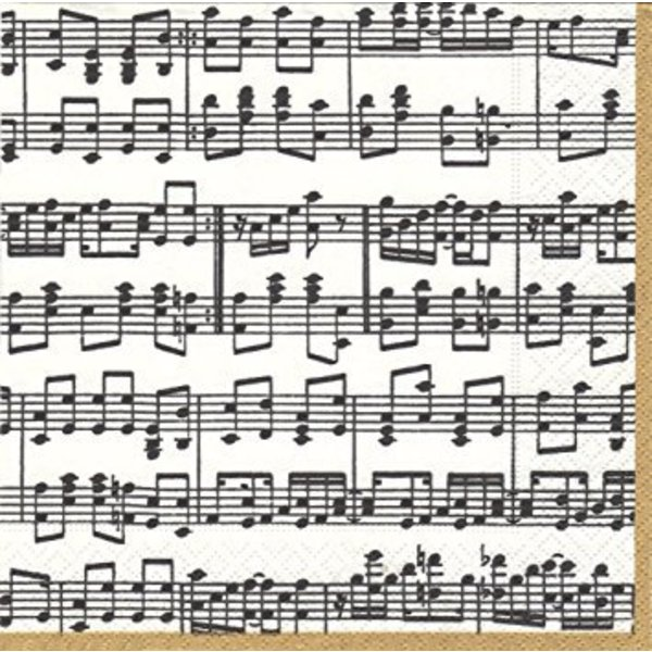 Napkin Musica