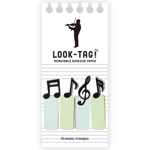 Music Look Tag