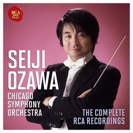 CD Seiji Ozawa: The Complete RCA Recordings, Ozawa/CSO