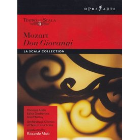 DVD Mozart: Don Giovanni, Muti/La Scala