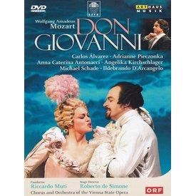 DVD Mozart: Don Giovanni, Muti/Wiener Staatsoper