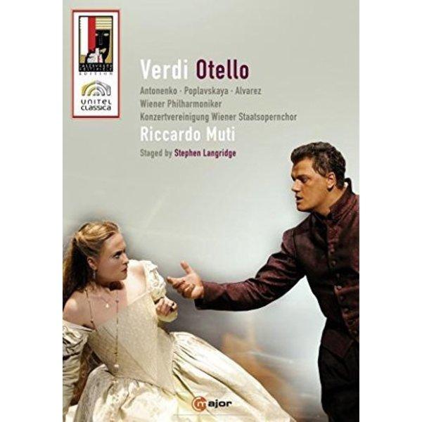 DVD Verdi: Otello, Muti/VPO