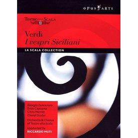 DVD Verdi: I vespri Siciliani, Muti/La Scala