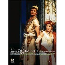 DVD Mozart: Cosi fan tutte, Muti/Wiener Staatsoper
