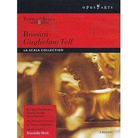 DVD Rossini: Guglielmo Tell, Muti/La Scala