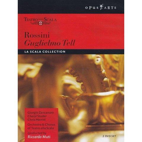 DVD Rossini: Guglielmo Tell, Muti/La Scala