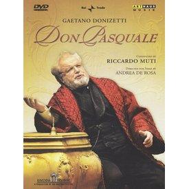 DVD Donizetti: Don Pasquale, Muti/OGLC (Ravenna Festival)