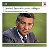 CD Bernstein Conducts Haydn, London Symphonies, Bernstein/NYP