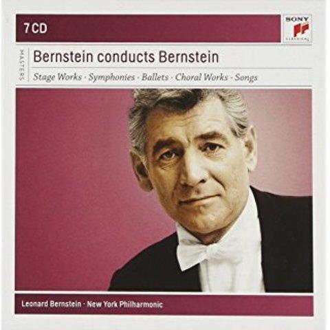 CD Bernstein Conducts Bernstein, Bernstein/NYP