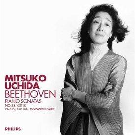 CD Beethoven: PS 28 & 29, Uchida
